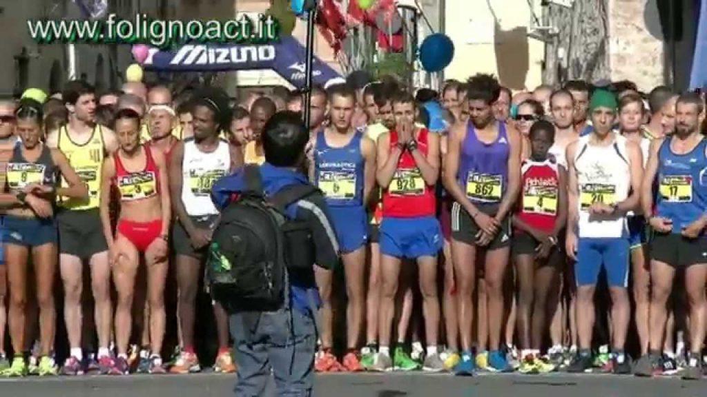 Mezza Maratona di Foligno: vincono Sammy Kipngetich e Ruth Chelangat Wakabu