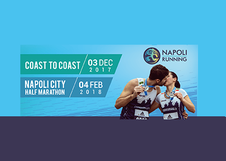 Coast to Coast e Napoli City Half Marathon