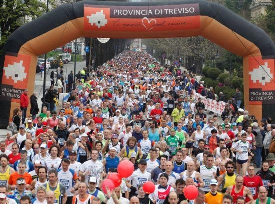 Dramma nella  Mezza maratona di Treviso di stamattina, atleta ricoverato in condizioni gravissime