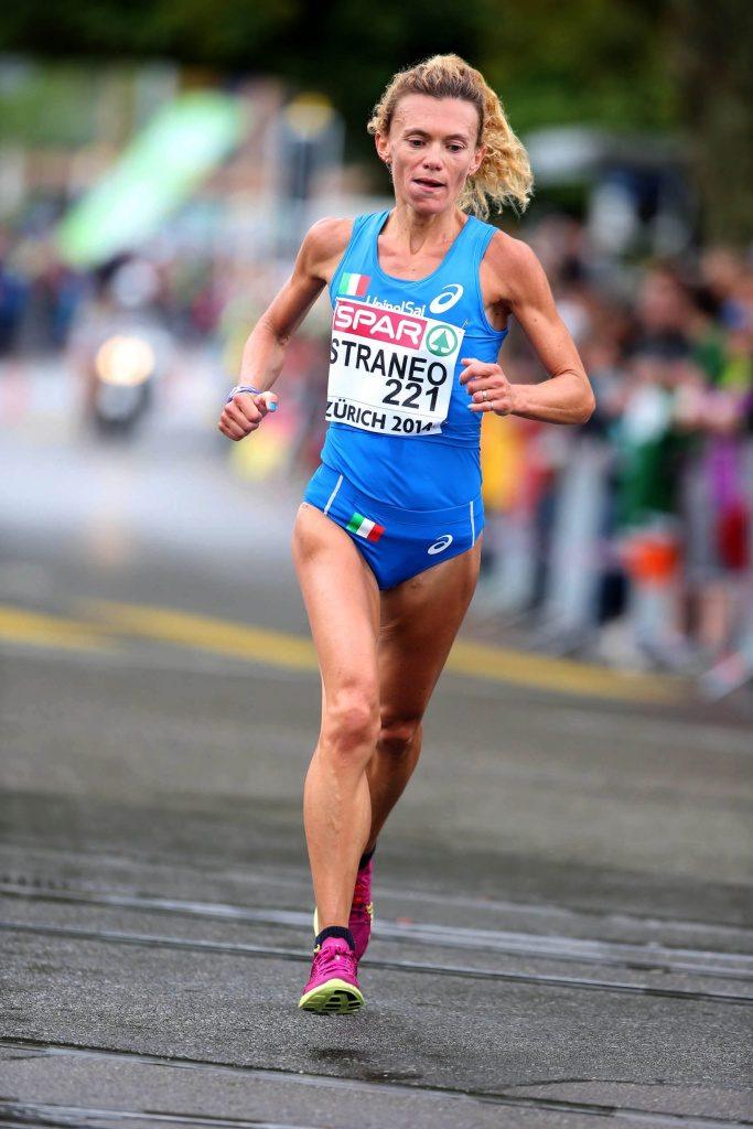 Valeria Straneo a Bari convince nel test della San Nicola Half Marathon,