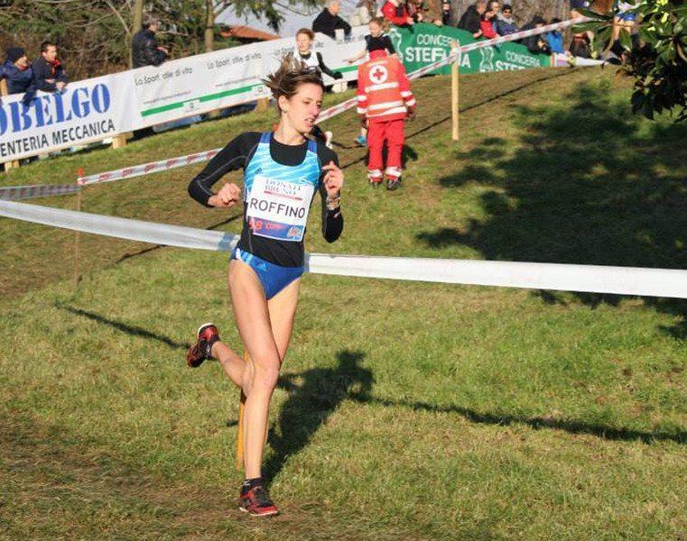Risultati Cross Valmusone Osimo: vincono Valeria Roffino e SimoneColombini