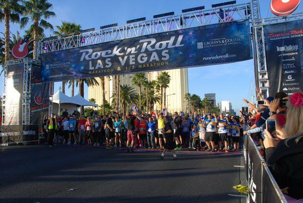 Risultati Las Vegas Rock 'n' Roll Marathon & Half Marathon