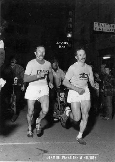 Fratelli Gennari specialisti delle ultramaratone- di  Matteo SIMONE