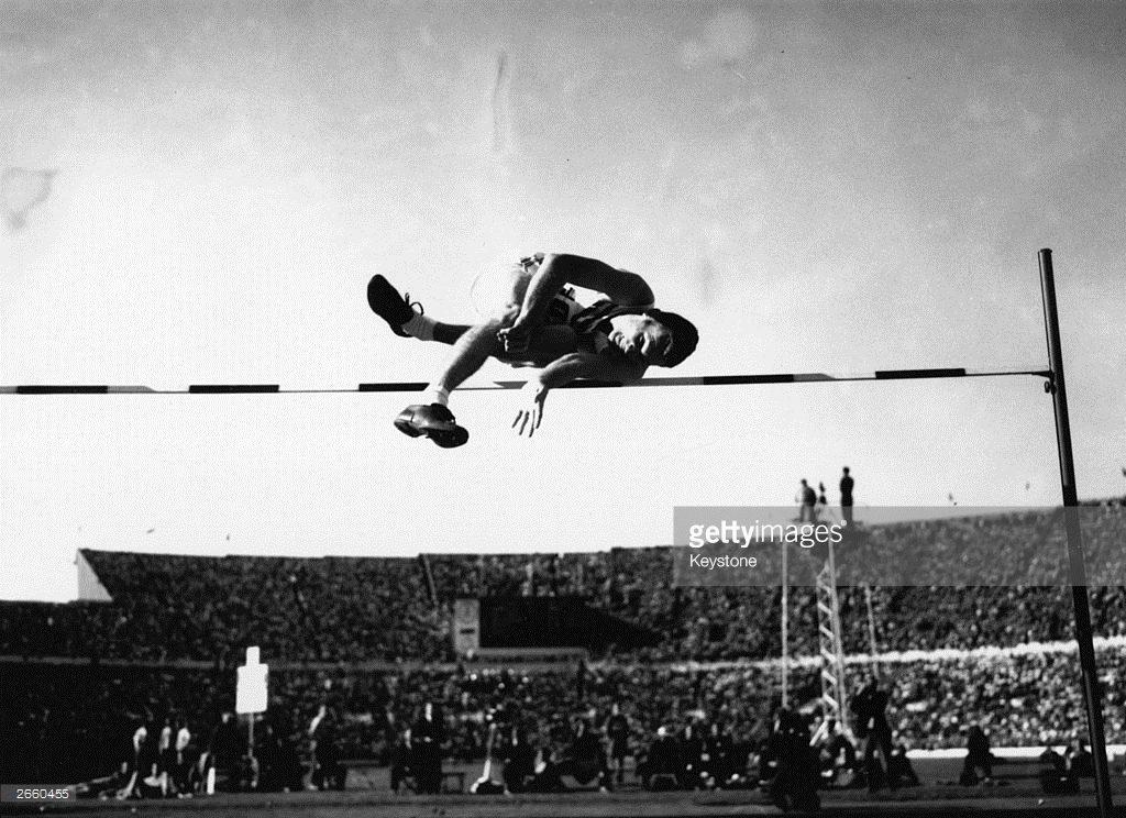 Grandi sfide del salto in alto:  Davis vs Holding e Shelton (1951-57) e  Brill (72-84) vs Meyfarth (75-84) - di Giuseppe Baguzzi