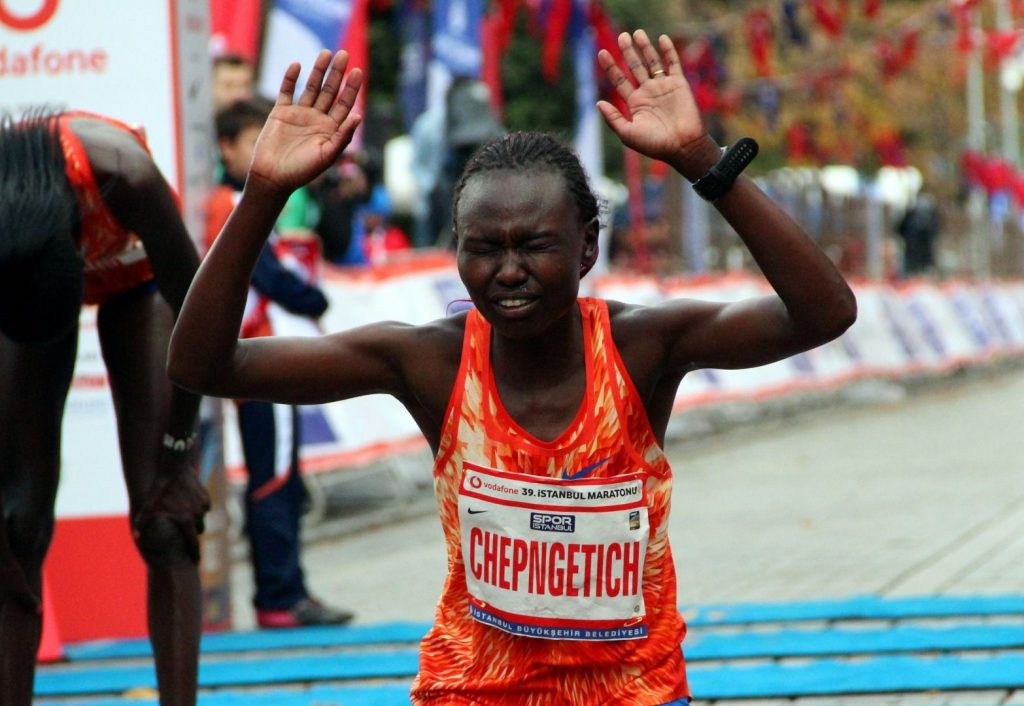 Risultati Istanbul Marathon: vincono  Abraham Kiprotich e Ruth Chepngetich