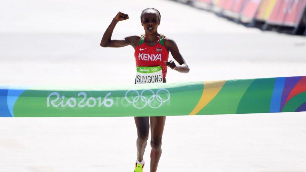 Clamoroso nella Maratona: Jemima Sumgong squalificata, ha vinto le Olimpiadi di  Rio 2016