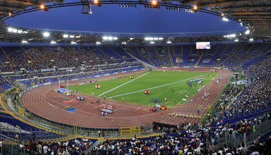 Europei di Atletica a Roma? L'idea di Giovanni Malagò al vaglio dei grillini