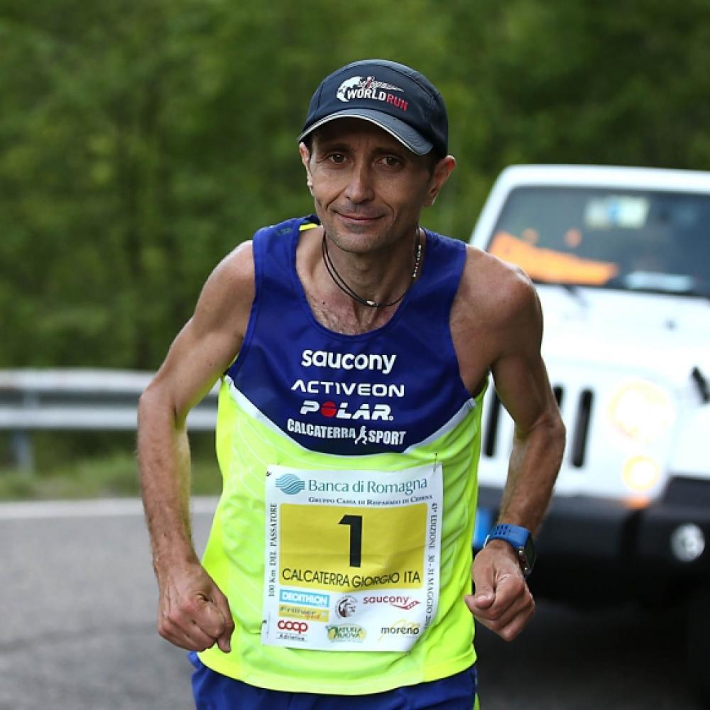 Giorgio Calcaterra vince a Lecce la Maratona del Barocco- Risultati