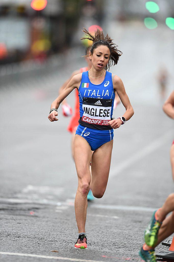 Raduni Maratona e Mezzofondo: ci sarà anche Veronica Inglese