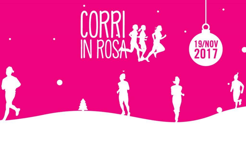 Grande successo per la Corri in Rosa: iscrizioni chiuse a quota 8.000