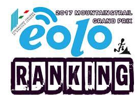 EOLO GP di corsa in Montagna e trail alla tappa finale