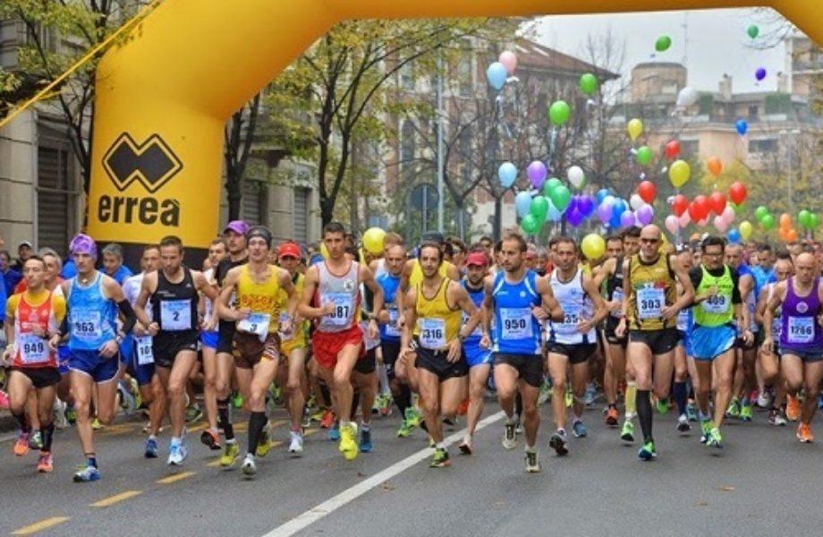 Domenica 12 Novembre la 26ma Edizione della Maratonina Città di Busto Arsizio