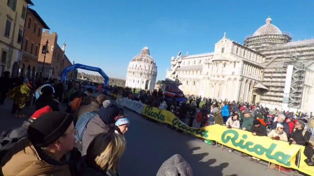 Pisa Marathon 2017, raggiunte le 2000 iscrizioni