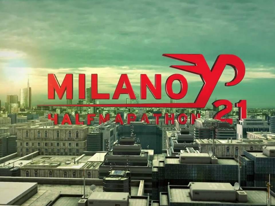 Milano21 Half Marathon grande successo di iscitti per  Domenica 26 novembre