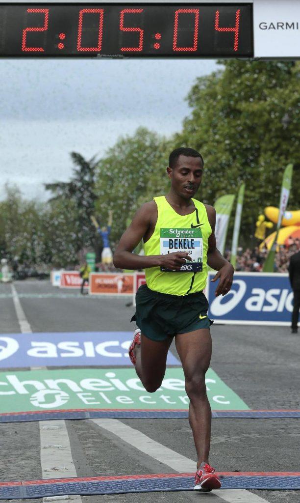 Kenenisa Bekele domenica per la prima volta in India per la  25 km su strada di Calcutta