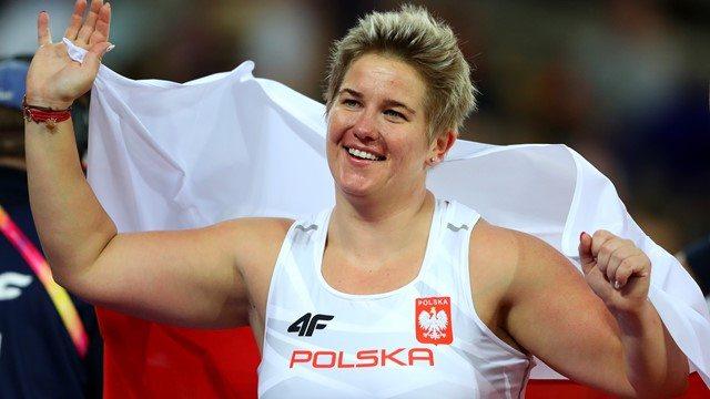Anita Wlodarczyk vince il premio di miglior atleta polacca 2017