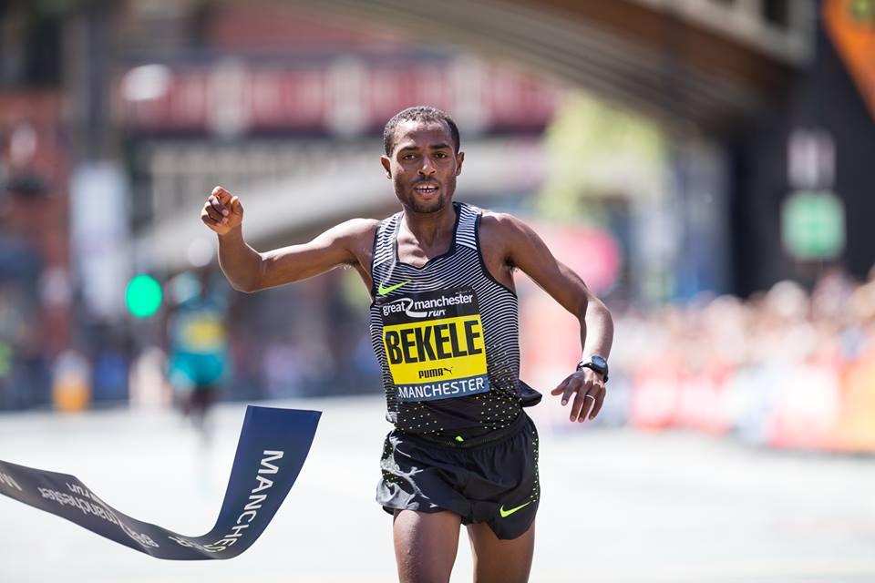 Kenenisa Bekele vince la 25Km di Calcutta con il record della gara