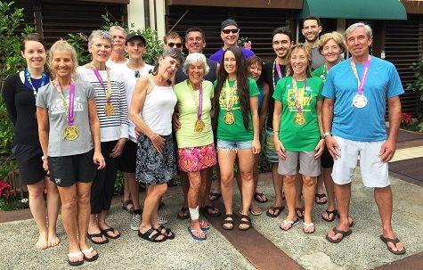 La 90enne canadese McHugh stabilisce il record mondiale della maratona a Honolulu
