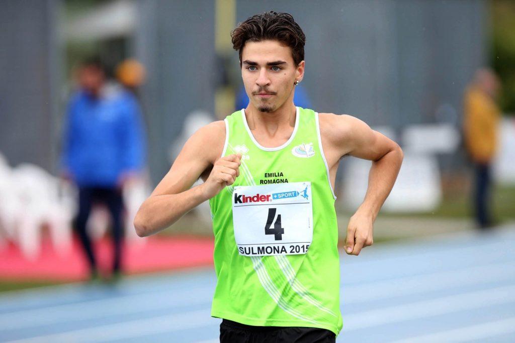Marcia:  Riccardo Orsoni stabilisce il Record italiano a Parma