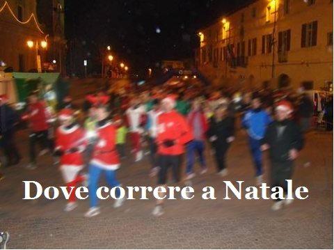 Ecco dove correre a Natale e l'ultimo dell'anno