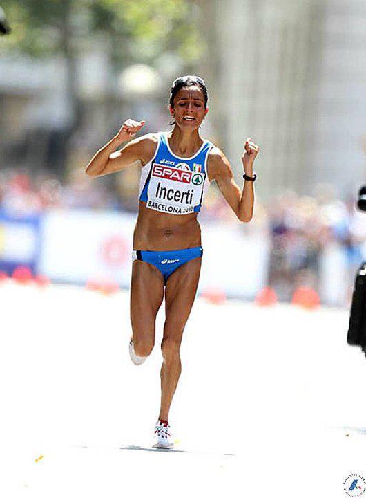 Anna Incerti vince la Mezza Maratona di Cittadella a Padova