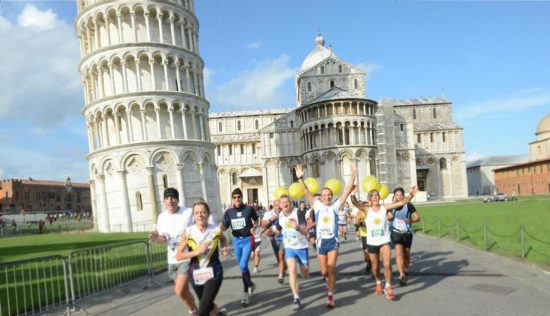 Domenica la 19^ edizione dellaMaratona di Pisa – PisaMarathon