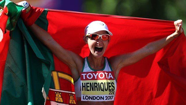 Marcia: ottimo test della primatista mondiale dei 50 km Ines Henriques