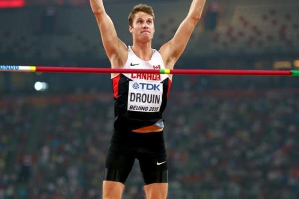 Grandi sfide del salto in alto: Drouin vs Kynard (2010-2017) di Giuseppe Baguzzi
