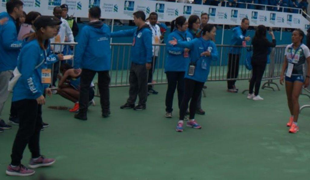 Gravi tre runners dopo la Maratona di Hong Kong, altri 15 ospedalizzati