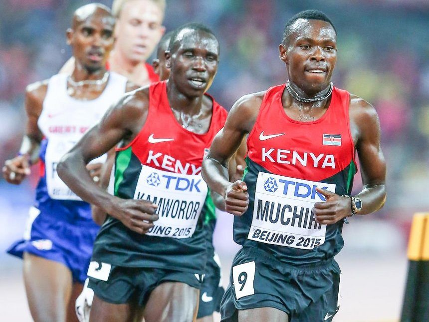 """Annunciata le squadra """"Stellare"""" del Kenya per i Mondiali di Mezza Maratona"""
