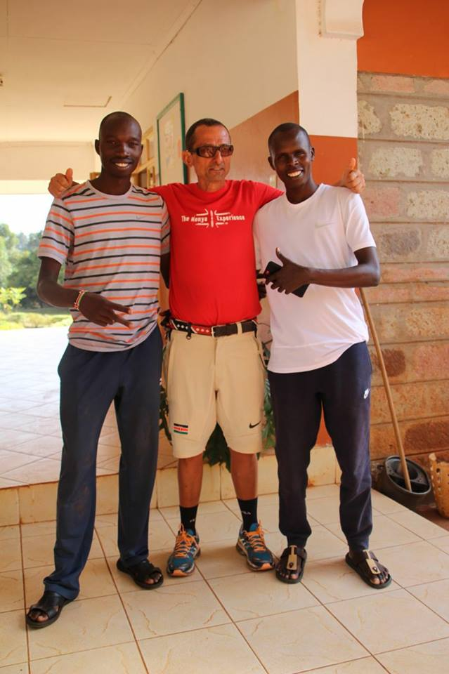THE HEART OF KENYAN RUNNING: Corsa, benessere, cultura- di Matteo Simone
