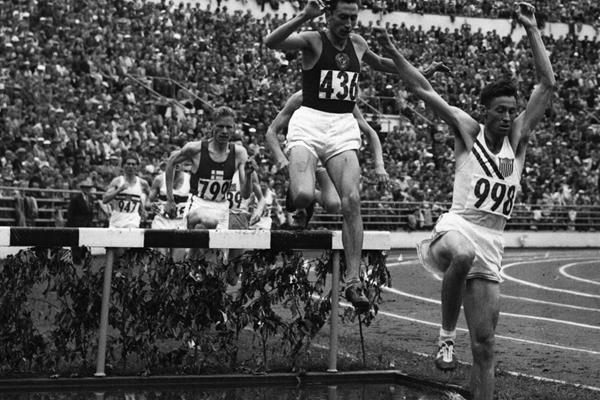 Morto a 94 anni il  Campione Olimpico delle siepi Horace Ashenfelter  (USA)