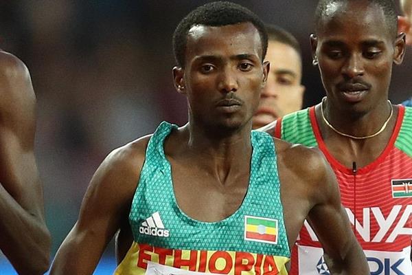 Record del Mondo nei 1500 metri U20 di Samuel Tefera