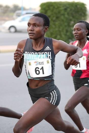 La RAK Half Marathon punta al record mondiale, cast stellare al femminile