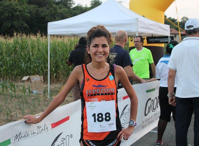 Risultati Mezza sul Brembo: vincono  Michele Palamini e Monica Seraghiti