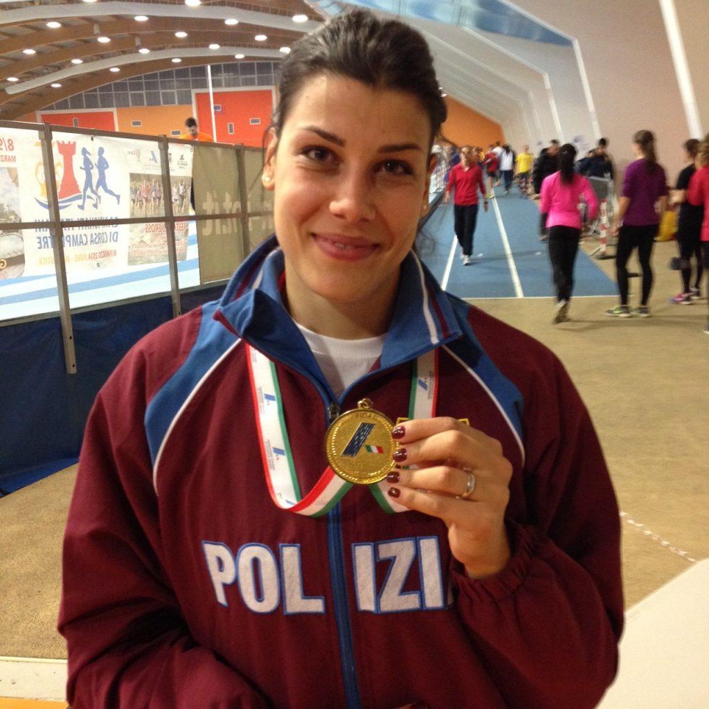 Enrica Cipolloni vince i campionati italiani di pentathlon