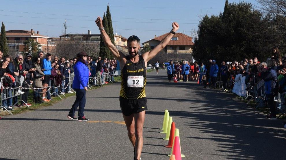 Marcia risultati tricolori Grosseto: Rubino vince la sfida tra azzurri sulla 35 km