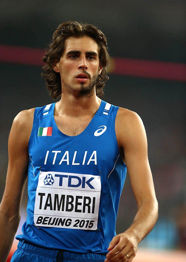 Gianmarco Tamberi a Hustopece apre il 2018 con 2,25, Alessia Trost seconda con 1,90