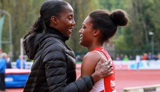 Larissa Iapichino: doppio record italiano under 18, entusiasta la mamma Fiona May