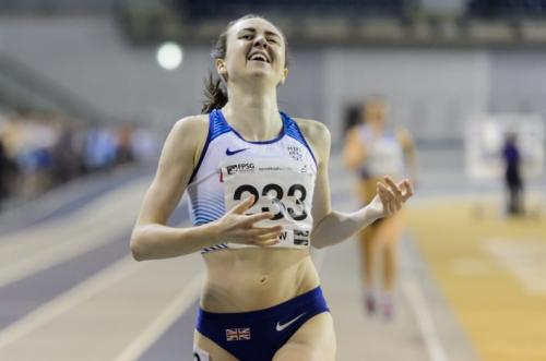 Laura Muir va forte! Miglior crono mondiale negli 800 metri- Il Video