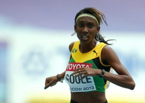Negli 800 metri indoor la giamaicana Natoya Goule va sotto i 2 minuti