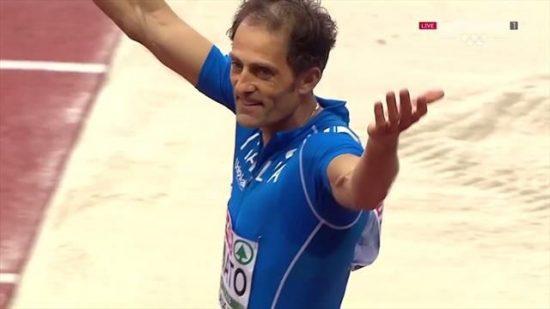 Fabrizio Donato inarrestabile, torna e vola a 16,94 nel triplo