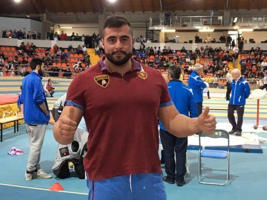 Tricolori promesse: Bianchetti batte Fabbri all'ultimo lancio