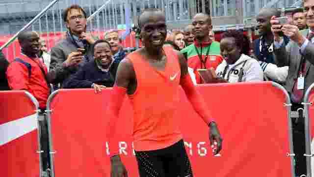 Correre con il sorriso migliora la  corsa