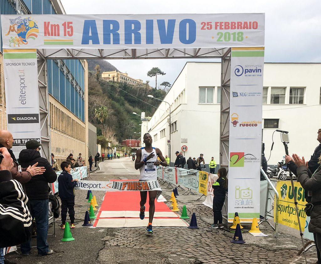 Risultati Maremonti Run 2018, vincono Karim Sare e Marina Lombardi