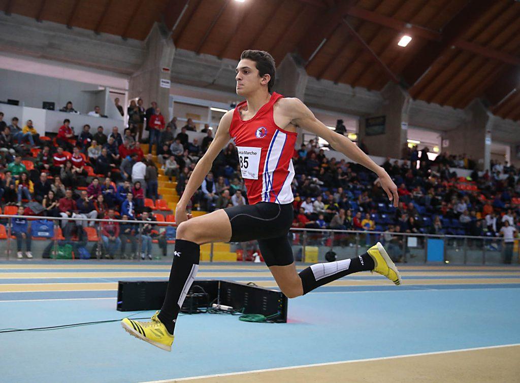 Campionati italiani Junior Ancona indoor: I protagonisti dei Salti- La Diretta streaming
