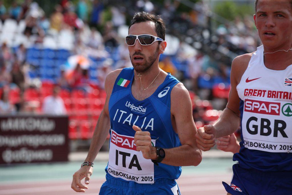 Stefano La Rosa 5° alla Napoli City Half Marathon vinta da Kipchumba e Eshete