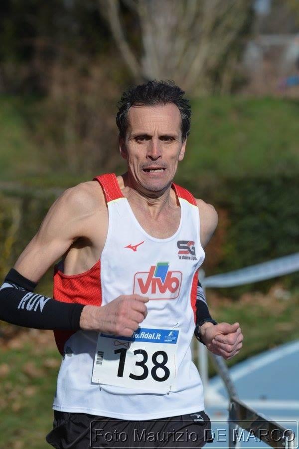 Giuseppe D'Antone Campione Regionale Cross M60- di  Matteo SIMONE