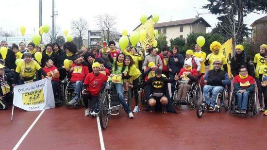 Sport e disabilità: la Disabili No Limits e Giusy Versace lanciano la 7^ Scarpadoro Ability