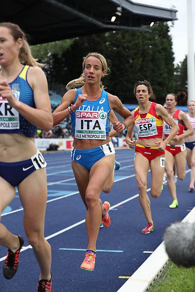 Margherita Magnani chiude undicedima sui 1500 metri in Francia